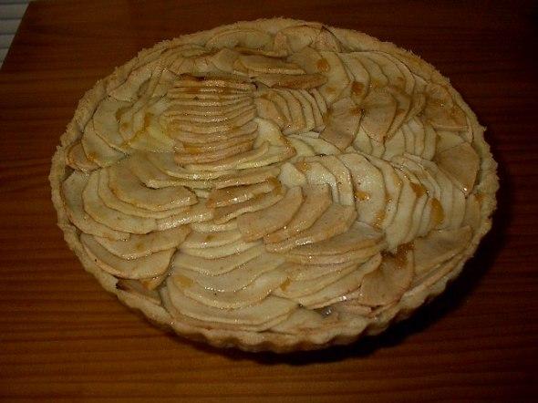 french apple tart 2