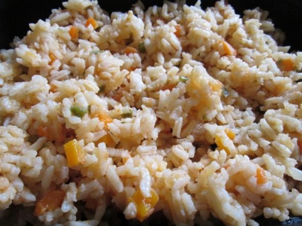 Los Tios Mexican Rice