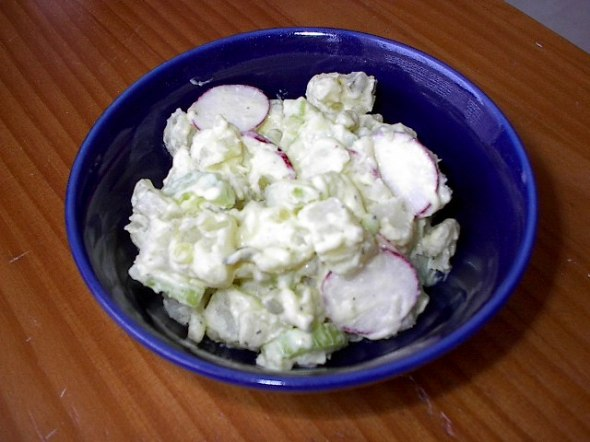 canyon potato salad