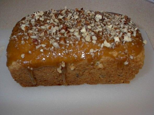cranberry praline bread