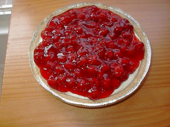 cherry breeze pie