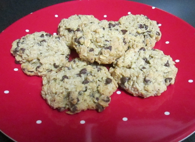 Gluten-Free Oatmeal Chocolate Chip Cookies | Recipes for Sustenance