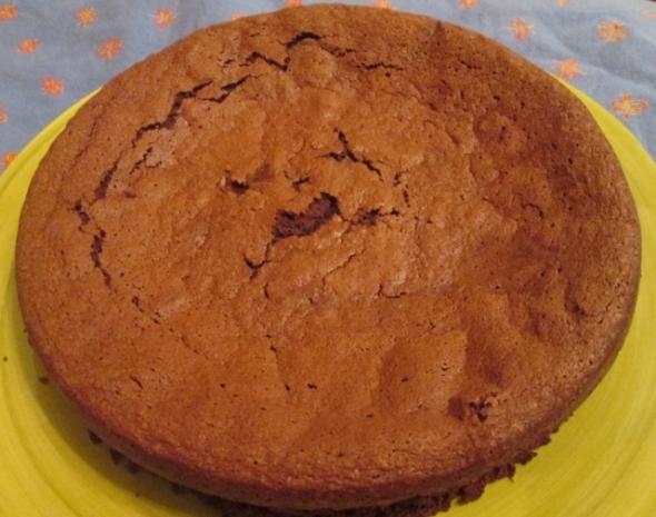 Flourless Chocolate Torte 2