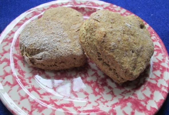 Spelt Biscuits 2