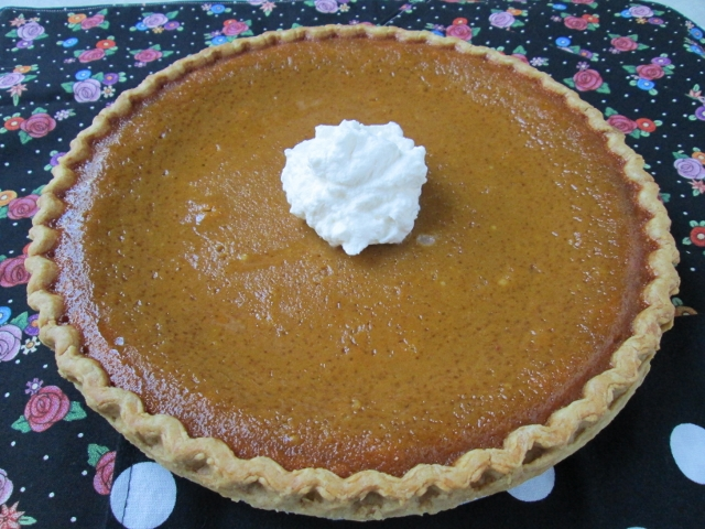 Butternut Squash Pie | Recipes for Sustenance
