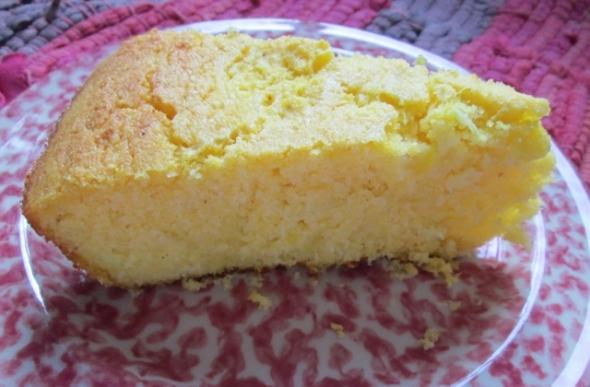 Yellow Squash Cornbread