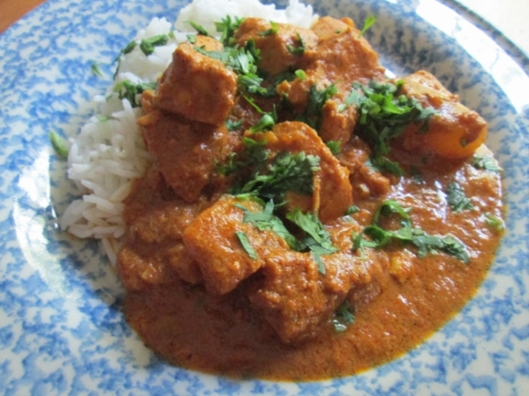 Butter Chicken and Potatoes (640x480)