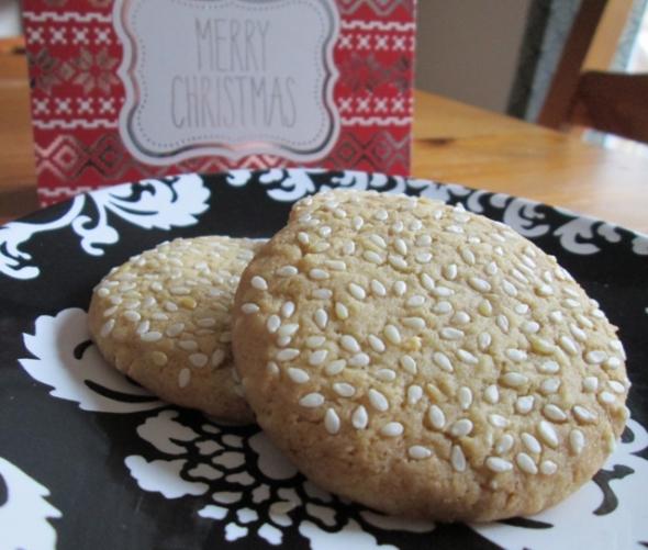 Benne Seed Cookies 2