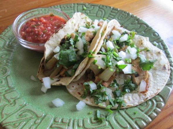 Chicken Fajita Street Tacos 0)