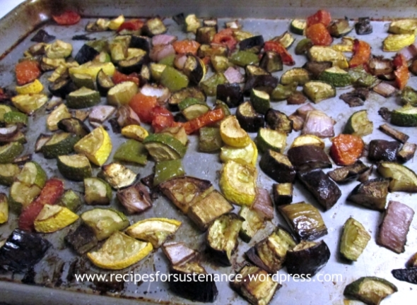 Roasted Ratatouille 3