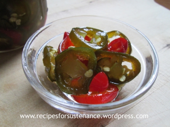 Candied Jalapenos 2