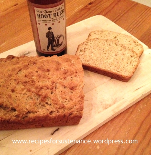 Hard Root Beer Bread 2