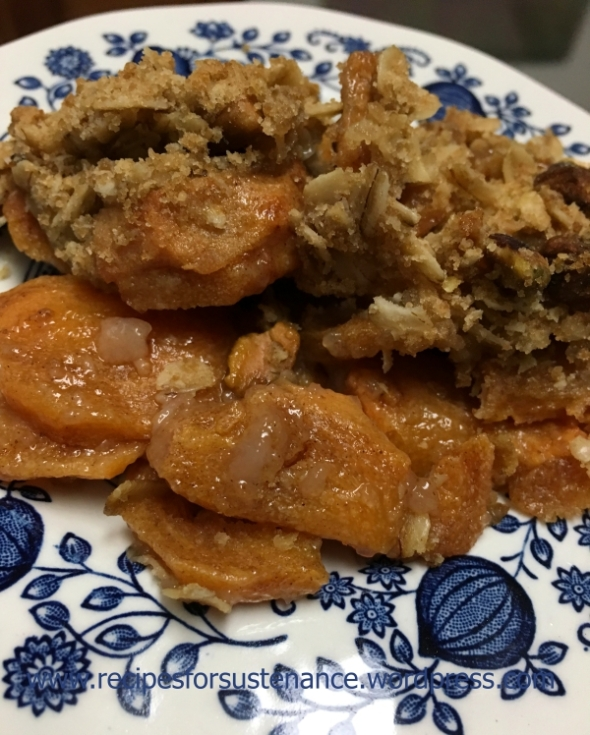 fuyu-persimmon-crumble